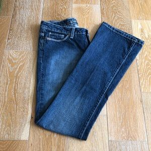 Cruel Girl Low and Slim Stretch Bootcut Jeans